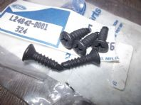 Fiesta MK1 CARPET RETAINER SCREWS